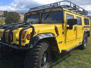 1999 Hummer H1 4-Door Wagon all options